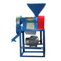 Home use electric motor rice mill