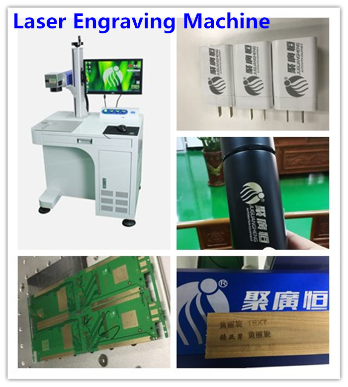 Fiber And Co2 Laser Marking Machine