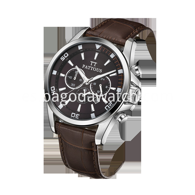 Mens Watches Stainless Steel