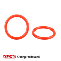 FDA Machinery Application Silicone Rubber O Ring Seal