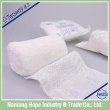 pacote de bolha branca estéril krinkle gaze bandagem