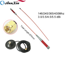 High Gain 50 Ohm Car FM Radio Receiver Antenna