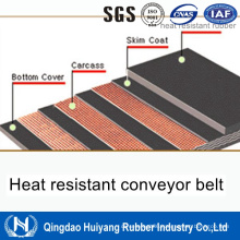 Ep Multi-Ply High Temperature Resistant Rubber Conveyor Belt