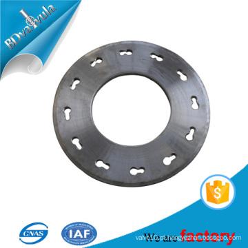 Placa de extremidade de pilha de aço de alta qualidade na técnica de laminação a quente De BD VALVULA