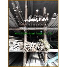 Barra de aço inoxidável redonda / lisa da superfície 2b / Hl 202/304/316