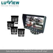 Bus Reversing Camera Rearview System Monitor 7inch Digital LCD Monitor