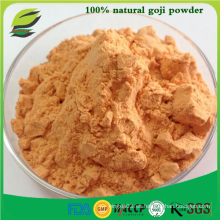 Polvo 100% natural de goji baya polvo wolfberry