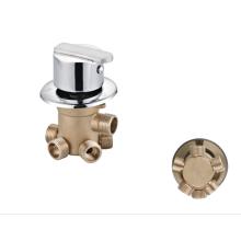 Manufacturer shower panel tap brass material  shower mixer faucet