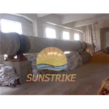 Secadora de la mandioca de la temperatura de la baja temperatura Secadora / equipo de sequía de la mandioca Fabricante de Professioanl
