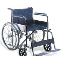 Steel Manual Wheelchair, Muti-Functional and Folding Chair