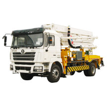 Mounted Concrete Boom Pump Truck