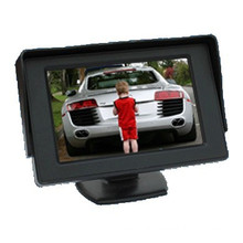 Car Dashboard Standing Monitor 4.3 Inch Stand Alone