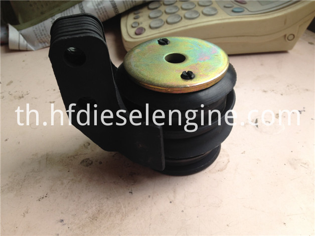 FL511 engine mounting 5