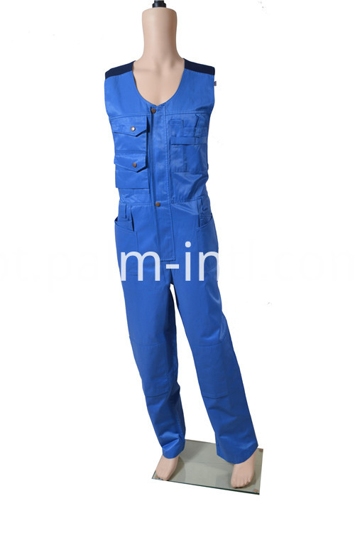 Men's Sleeveless Coverall