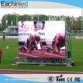 China Konkurrenzfähiger Kundendienst im Freien preiswerte Videowand P6 LED für die Werbung von Anschlagtafeln