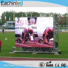 China Competitive After-sale Service Outdoor P6 LED Cheap Video Wall for Advertising Billboards