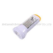 Antorcha recargable 4 + 9 + 1LED