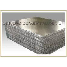 Feuille de toiture en aluminium