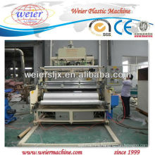 PE stretch film machine extruder PE cast film machine PE film machine