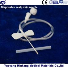Disposable Scalp Vein Needle 19g (ENK-TPZ-011)