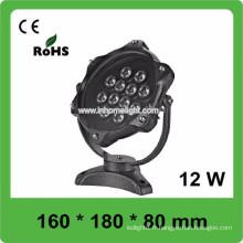 Haute qualité CE et ROHS AC12V-24V IP68 imperméable à LED pour piscine, 3 ans de garantie