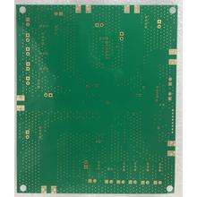 ENIG  PCB with  4 layer 10 mil RO4350B Green Solder