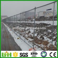 America Standard Eslabón de cadena de eslabón de cadena usado para la construcción