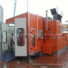 Cabine de pulverizador de alta qualidade Spl-C com sala de pintura de mistura