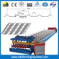 780 panel de tejado esmaltado que forma el rodillo que forma la máquina