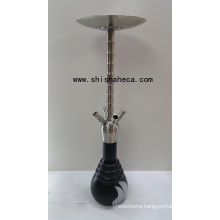 New Top Quality Stainless Steel Shisha Nargile Smoking Pipe Hookah