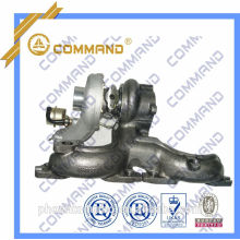 diesel turbocharger GT2256MS 704136-5003S turbo manifold