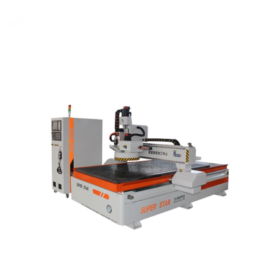 Round-type ATC wood cnc router