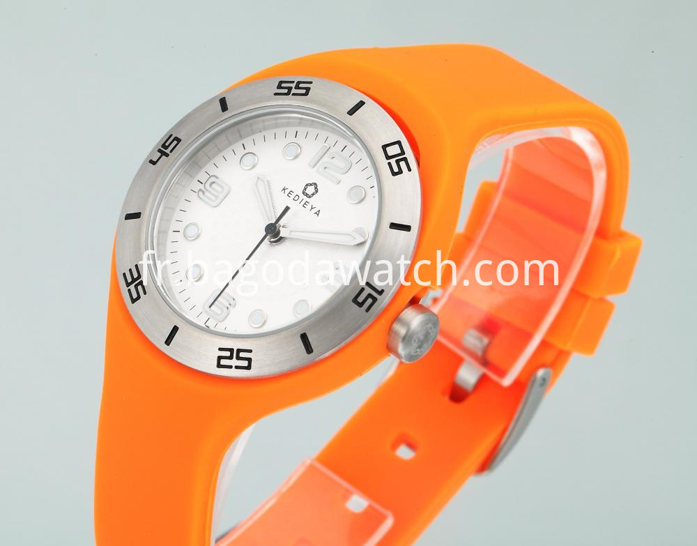 Women Silicone Watches