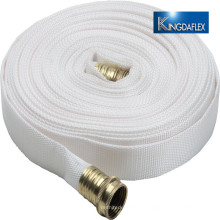 Marine PU PVC Rubber Lining Single and Double Jacket Fire Hose