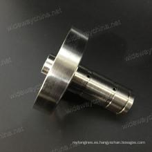 Piezas de aluminio de la máquina de torneado del CNC del personalizado de la precisión superior para el uso residencial de los productos, pequeña cantidad aceptada, en la entrega del tiempo