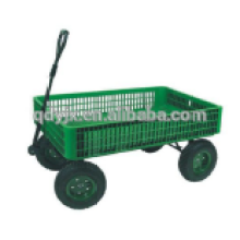 carrito de basura poli carrito de jardín GC1858