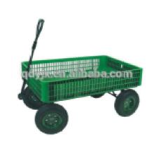 carrinho de jardim poli do carrinho de compras GC1858