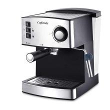 Cafeteras espresso de 15 bar con bomba