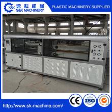 Machine de fabrication de tuyaux en plastique automatique complète en PE