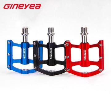 Cheap Bike platform Pedal Aluminum colorful Gineyea K-325
