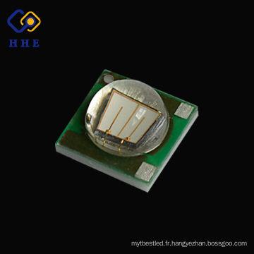 substrat céramique AlO haute puissance 1W 3535 385nm smd leds