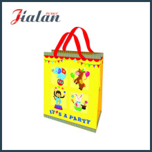 Sell Well Popular Animals Printed Gift Paper Bag