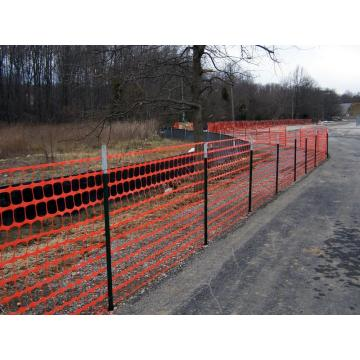 4 'X 50' ORANGE SAFETY FENCE