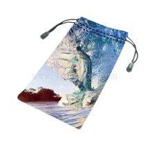 Professioneller persönlicher Geschenkbeutel, Blumenfarben-Sonnenbrillekasten, 2015 faltbarer Glaskasten