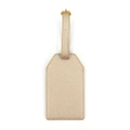 Custom Logo Personalized Blank PVC Leather Luggage Tag