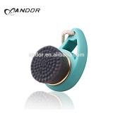 USA hotsale rubber handle facial cleaning brush