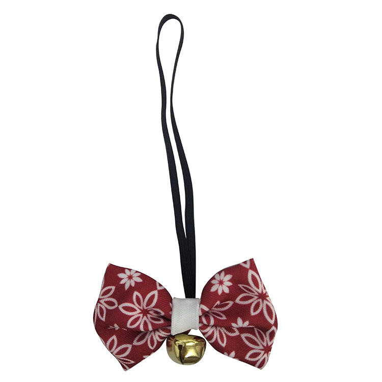 Christmas small cat bow tie