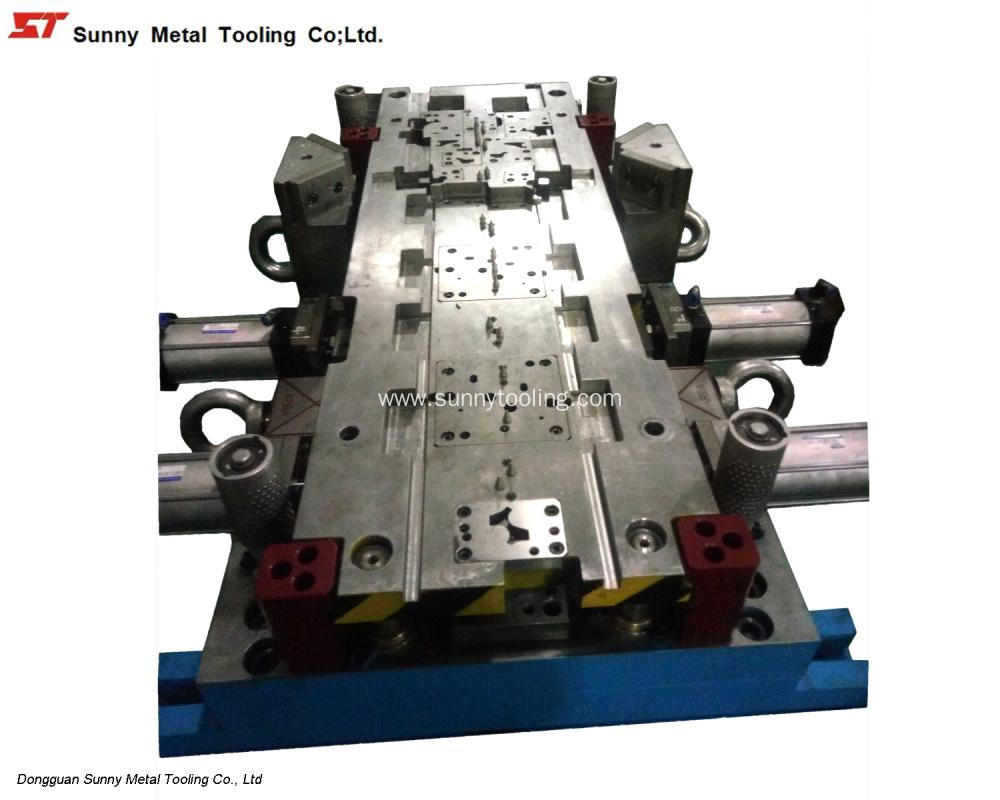 Automotive Hard Alloy Stamping Tool