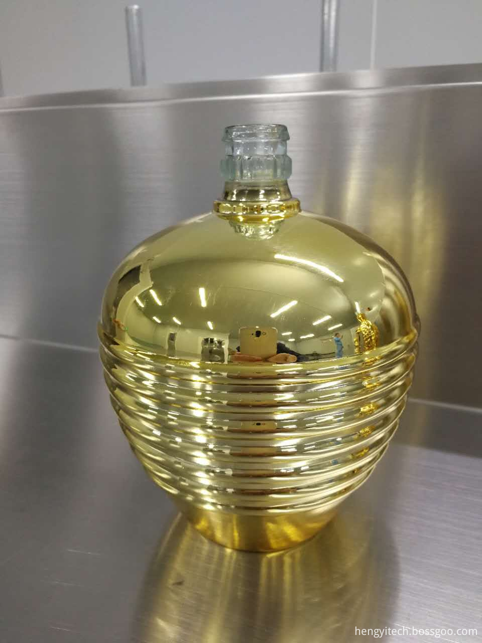 glass metallizing coating