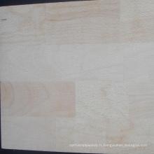 Panneau de joint en bois de hêtre